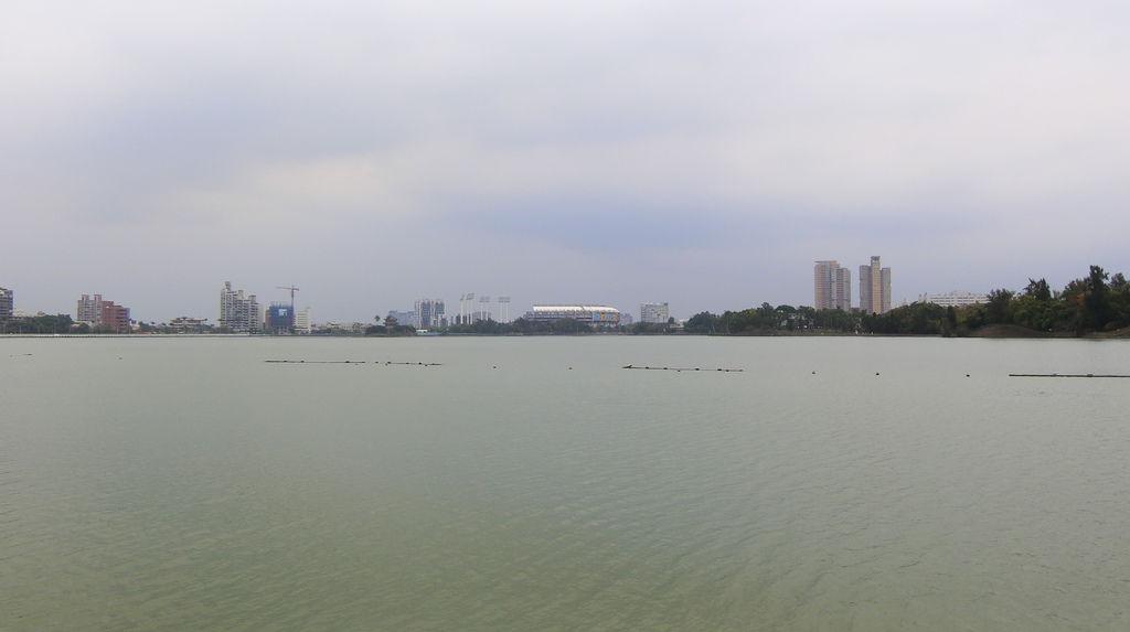 澄清湖景色