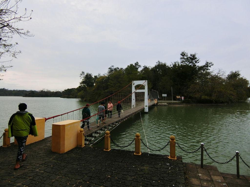 富國島吊橋(鳥松)