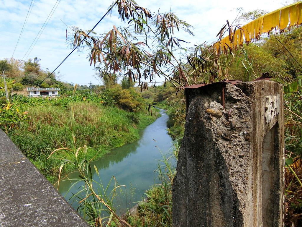 復興橋遺跡、二仁溪