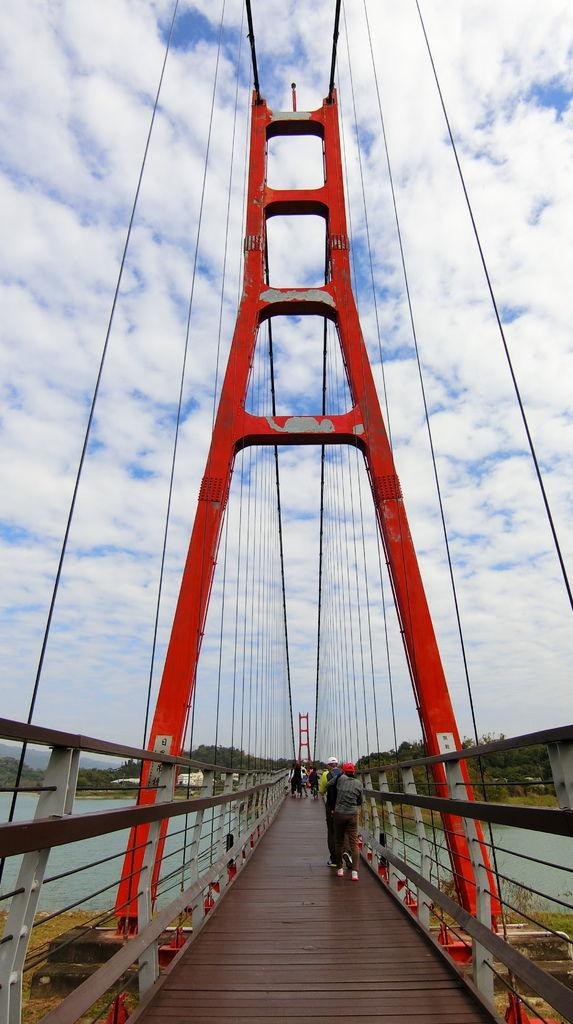 日昇蓬萊吊橋(燕巢)