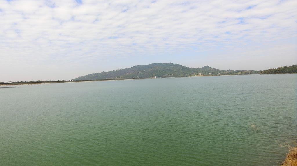 阿公店水庫風景