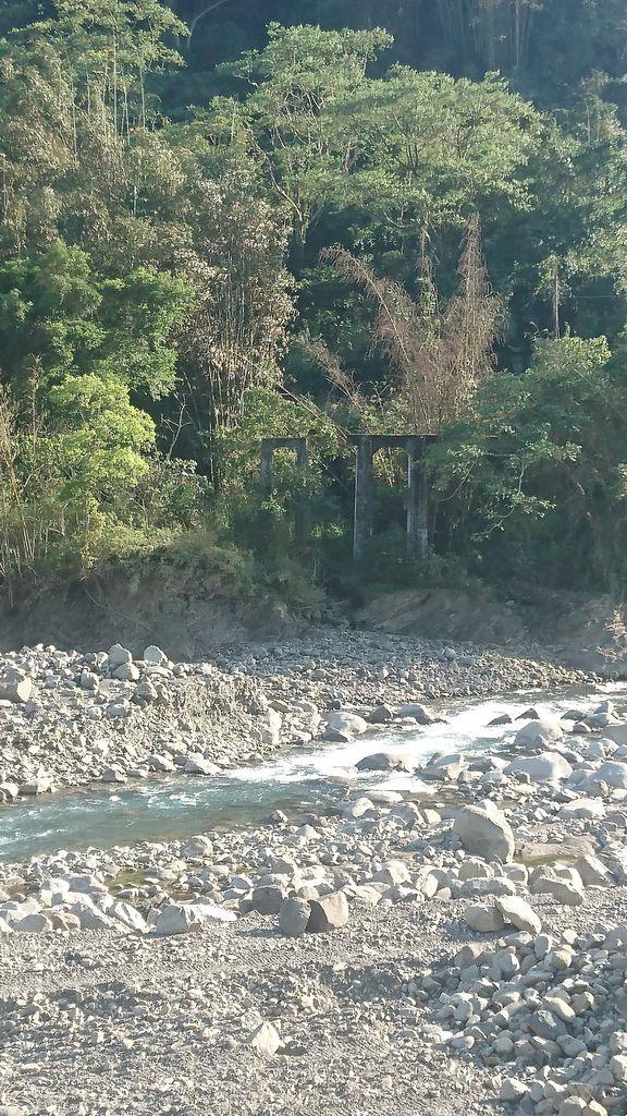 和楠吊橋 遺跡(那瑪夏)
