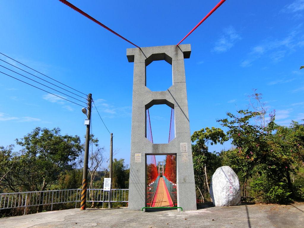 木柵吊橋(內門)