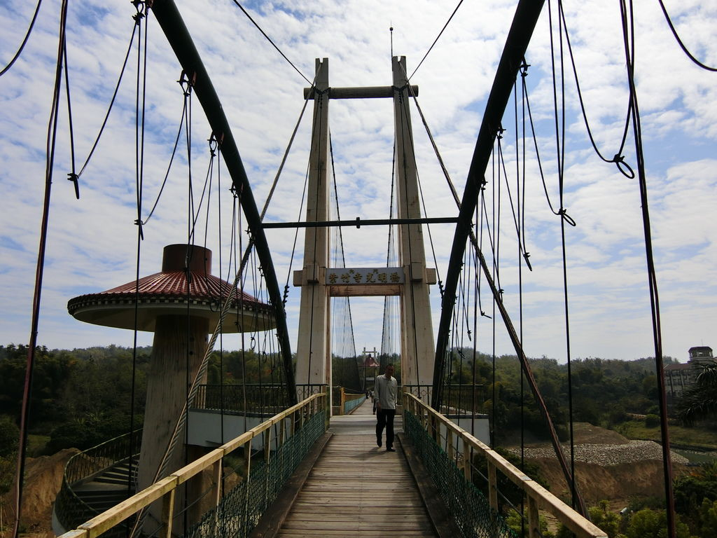 紫竹寺光明橋(內門)