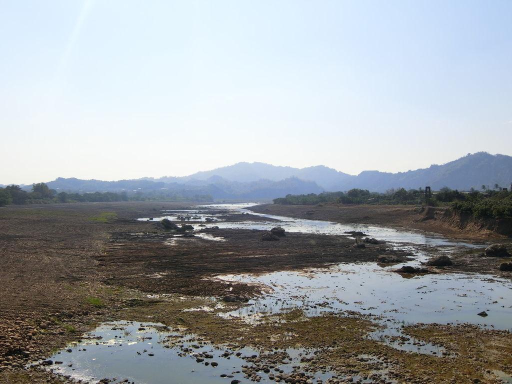 豐里吊橋 遺跡(玉井)
