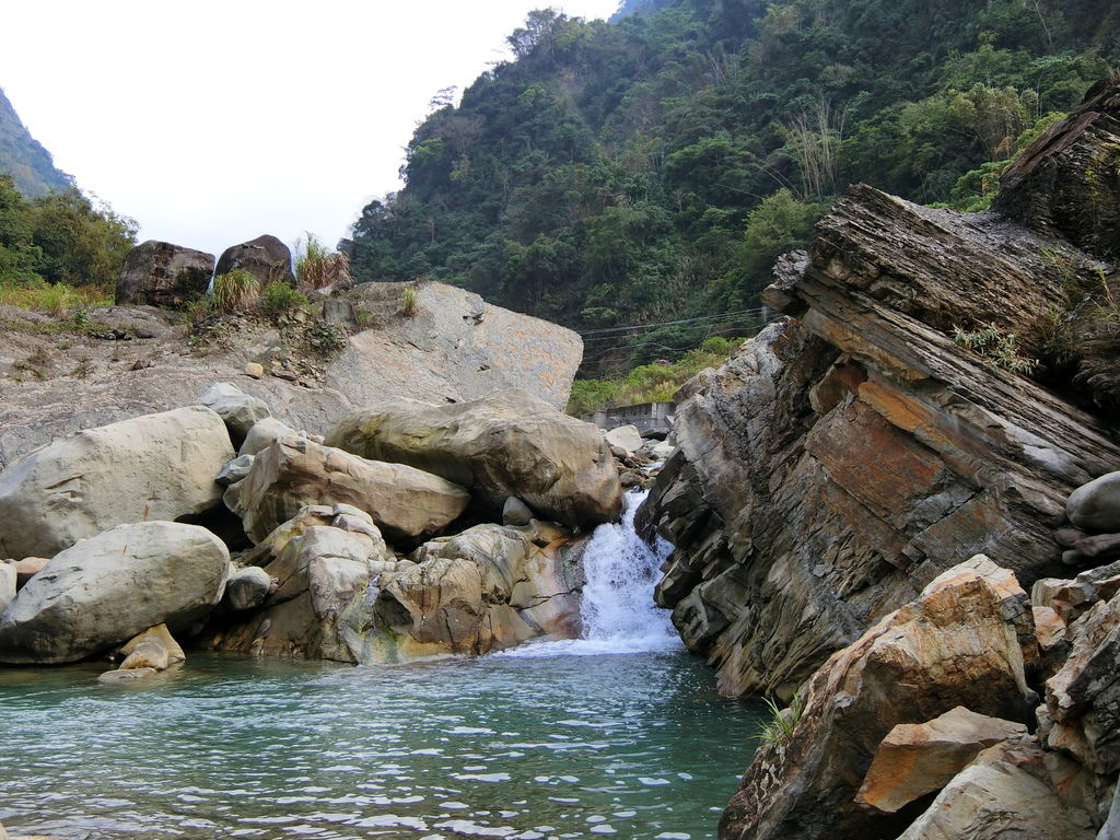 達娜伊谷溪