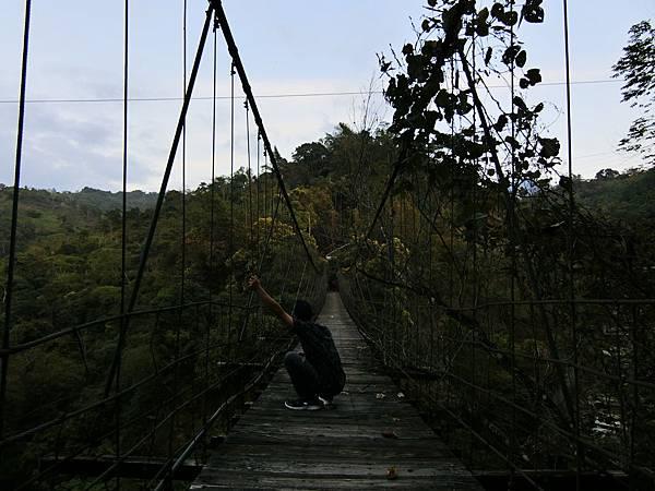 茶山吊橋(茶山村)