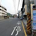 東山路清水橋站牌