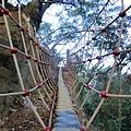 大坑六號步道繩索吊橋(北屯)