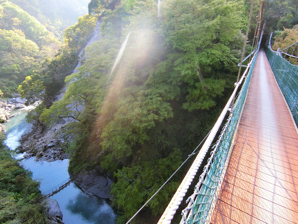 平生吊橋/靜觀一號吊橋(合作村)