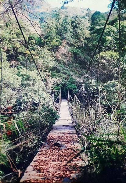 平靜三號吊橋