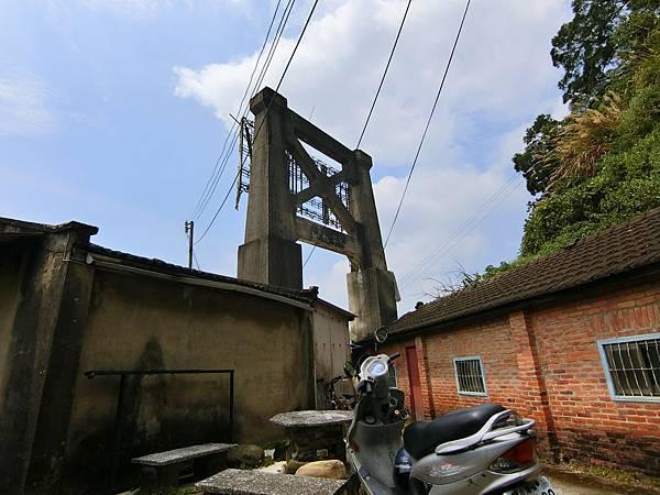 龜山大橋遺跡(苗栗)