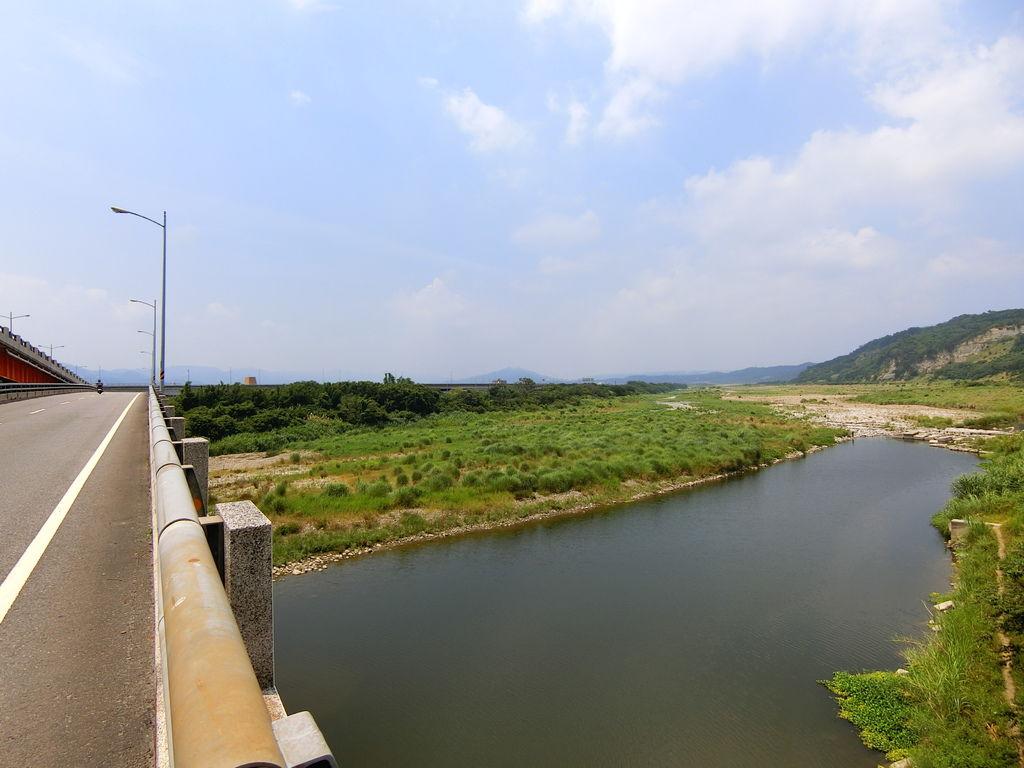 龜山大橋、後龍溪