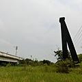 中港溪橋遺跡(頭份)北端