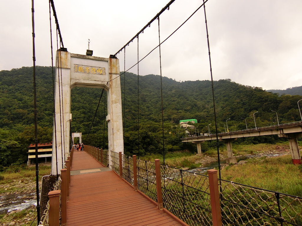 內灣吊橋(橫山)