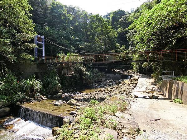 杏花村吊橋(竹山)