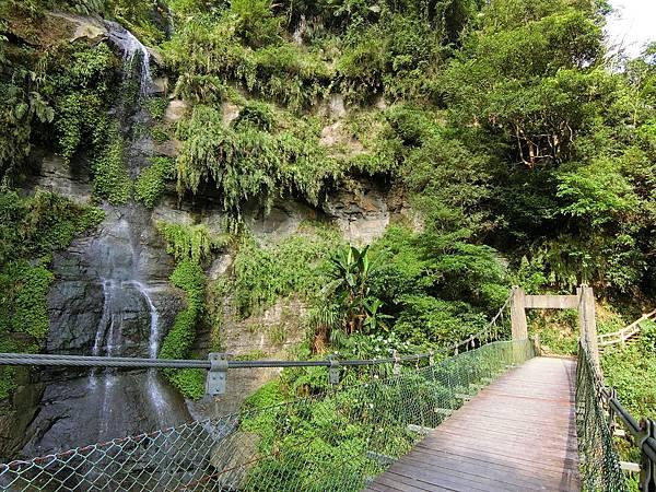 雷音瀑布&竹坑溪步道10號橋
