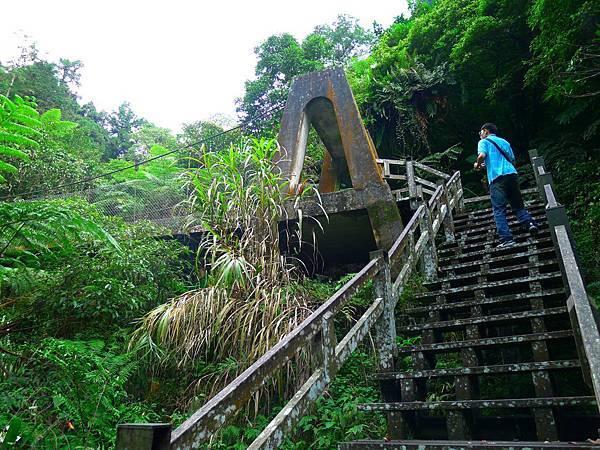 竹坑溪步道2號橋