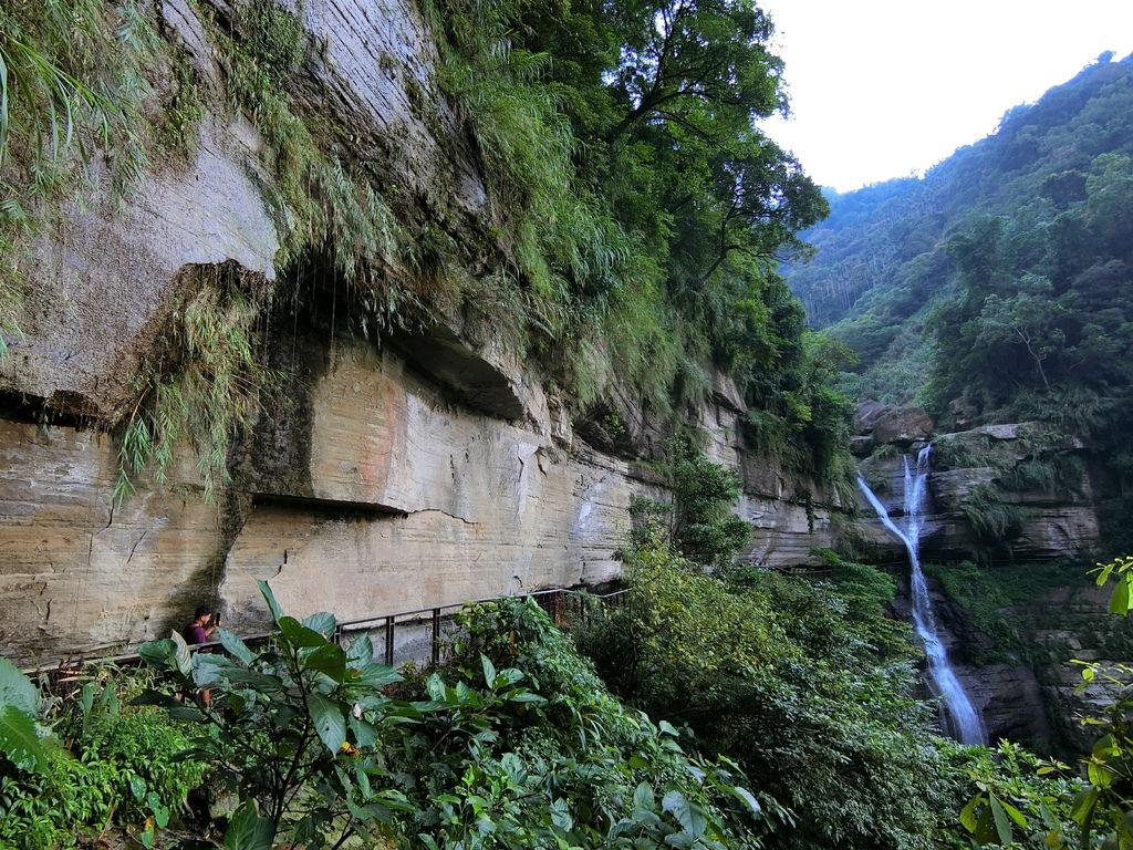龍宮瀑布步道