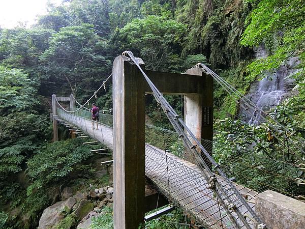 竹坑溪步道10號橋