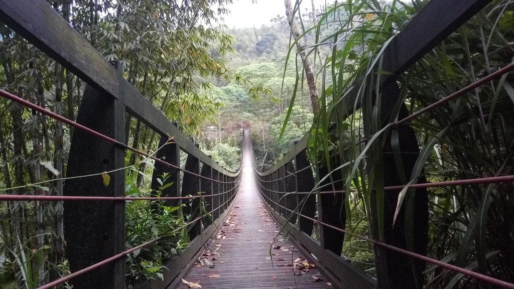 半天橋(鹿谷)
