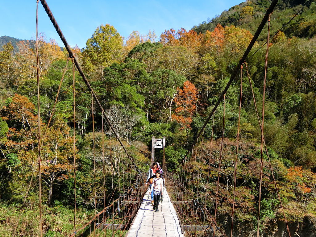 控溪吊橋(尖石)
