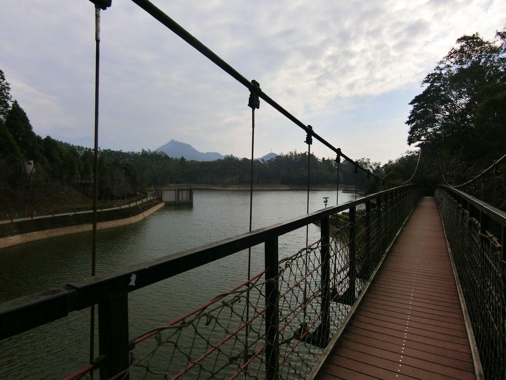 山龍坑吊橋(魚池)
