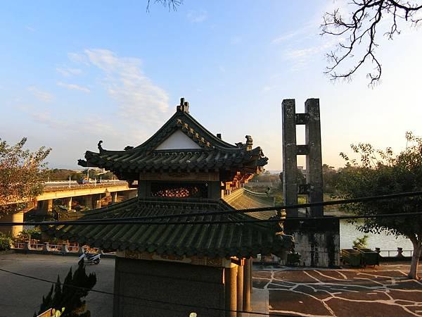 彌陀禪寺&吊橋遺跡