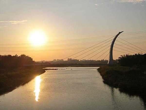 八掌溪映月橋
