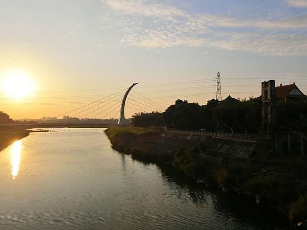 映月橋&彌陀義渡吊橋遺跡