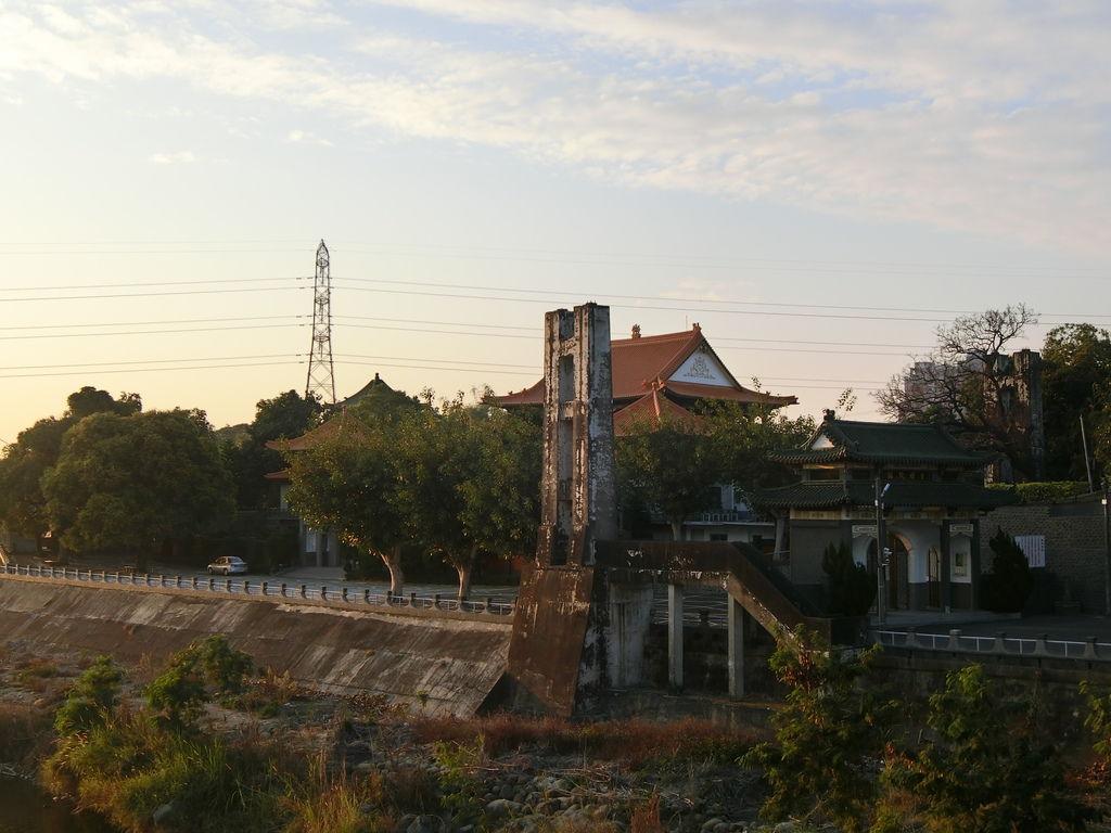 彌陀義渡吊橋遺跡(嘉義東區)