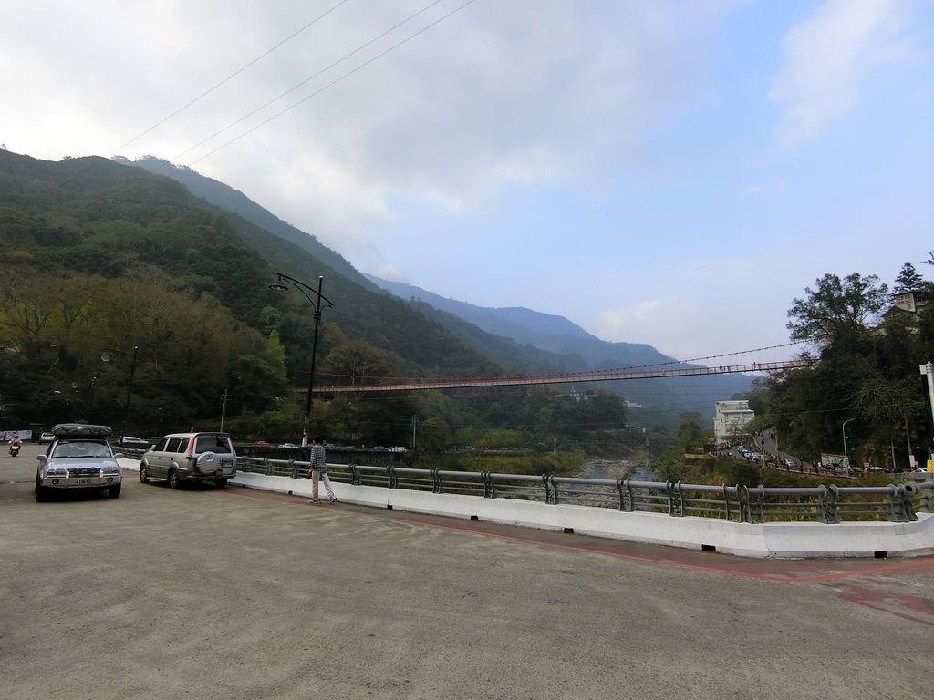 清泉一號吊橋&清泉大橋(五峰)