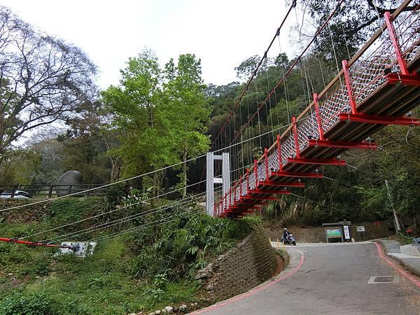 清泉一號吊橋(五峰)