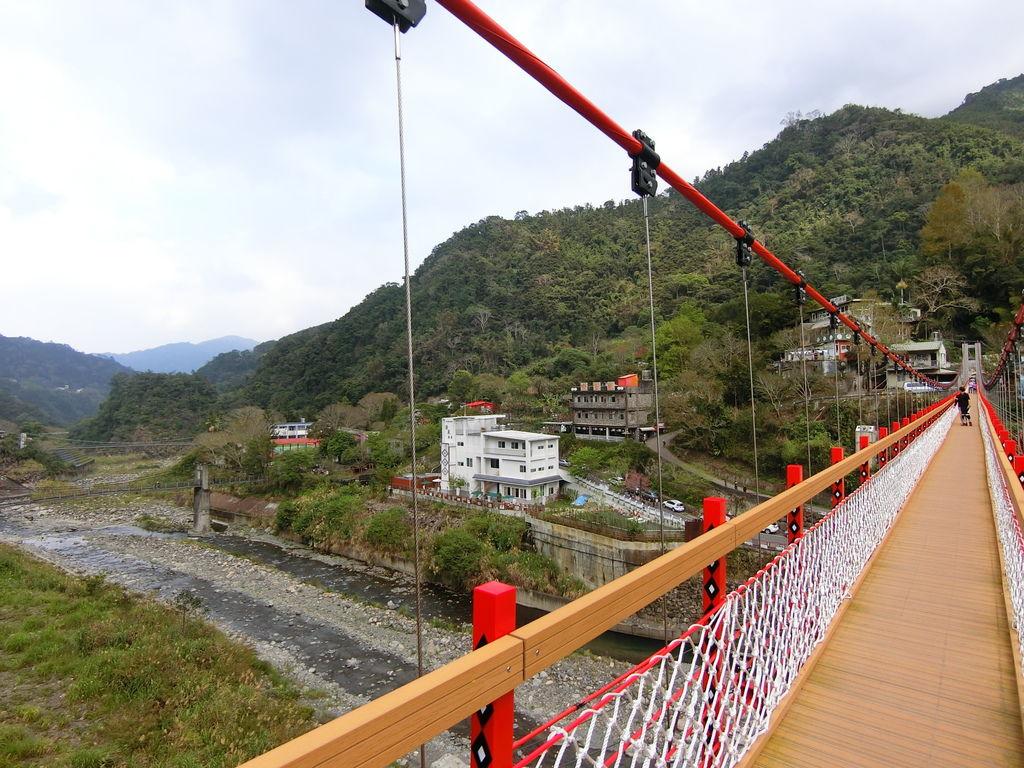 清泉3吊橋(五峰)