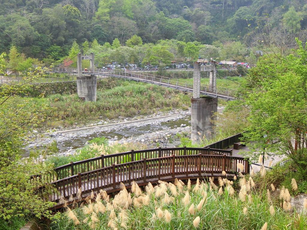 清泉吊橋(五峰)