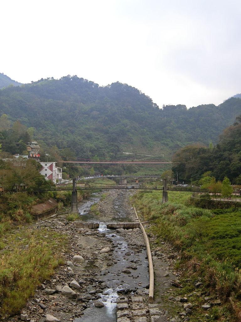 清泉一號吊橋&清泉吊橋(五峰)