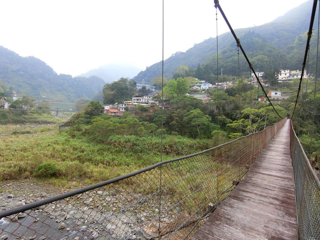清泉4吊橋(五峰)