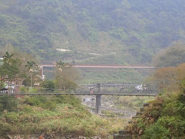 清泉一號吊橋&清泉吊橋&二號吊橋(五峰)