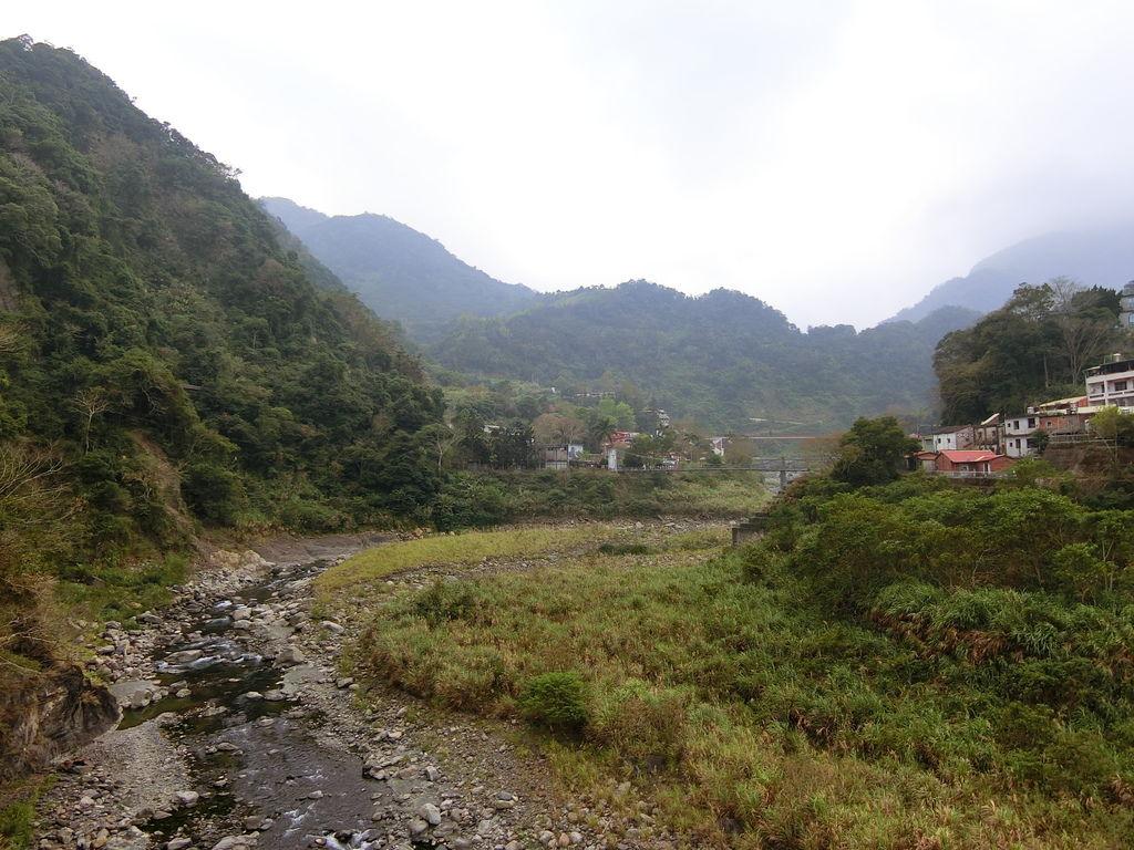清泉上坪溪(五峰)