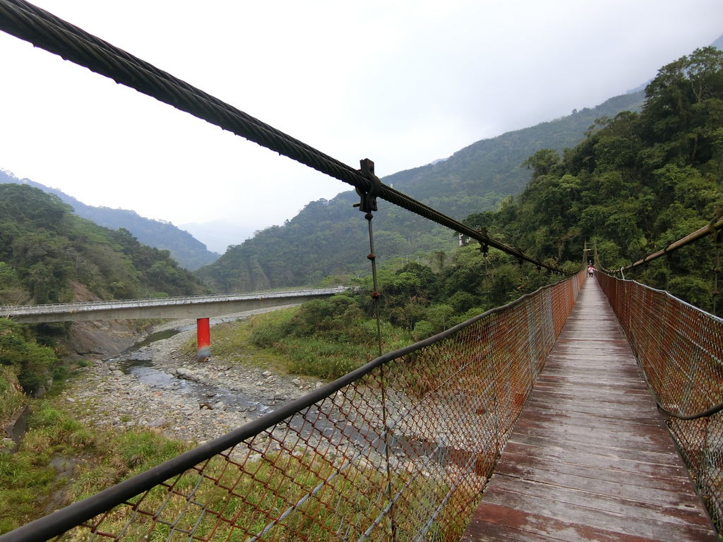 清泉三號吊橋&民都有大橋(五峰)