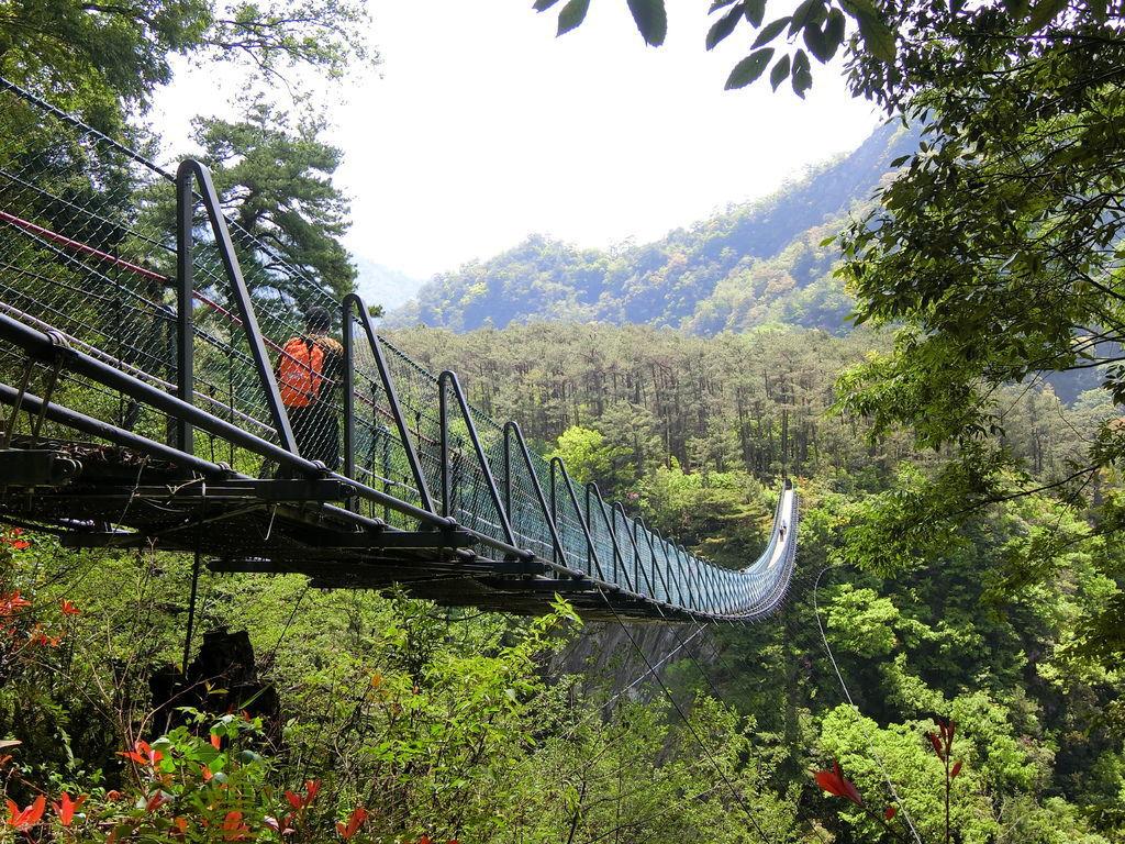 奧萬大吊橋
