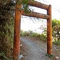 第一個吊橋遺跡