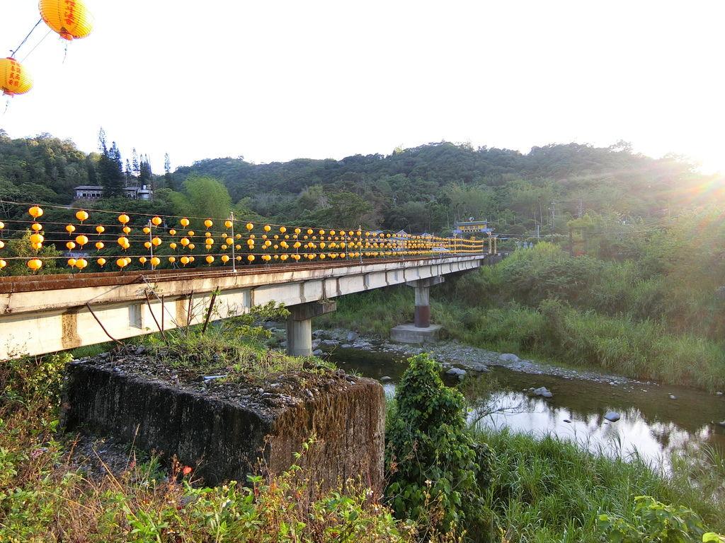 草嶺橋 遺跡(太平)