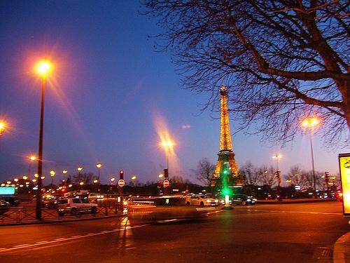 巴黎天空1