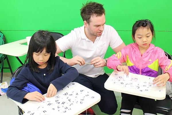 劍橋兒童英檢 starter 兒童英語 兒童美語 兒童英語補習班 群筑英日語