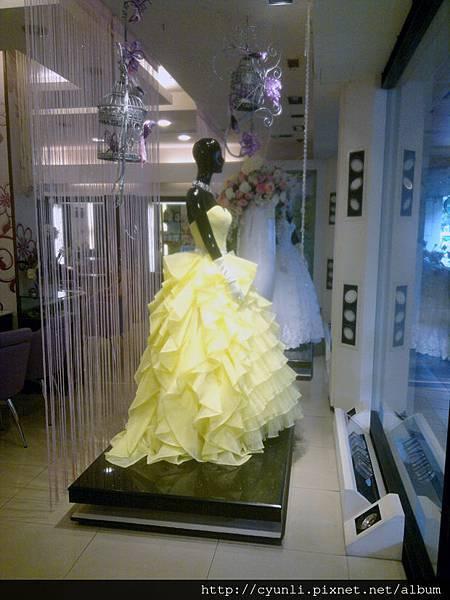 高雄婚紗 全新禮服-群麗櫥窗婚紗展