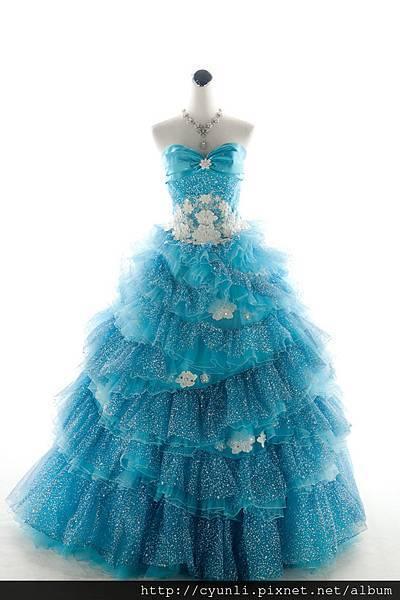 高雄婚紗攝影,群麗婚紗禮服,滿天星亮晶晶