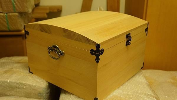 台灣檜木珠寶盒