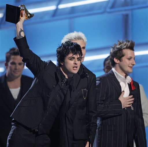 Grammy Award for Best Rock Album 2005