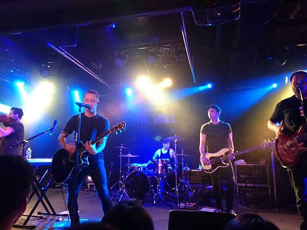 Yellowcard live in Taipei 2014